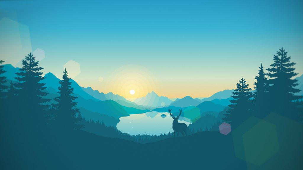 firewatch widescreen wallpapers