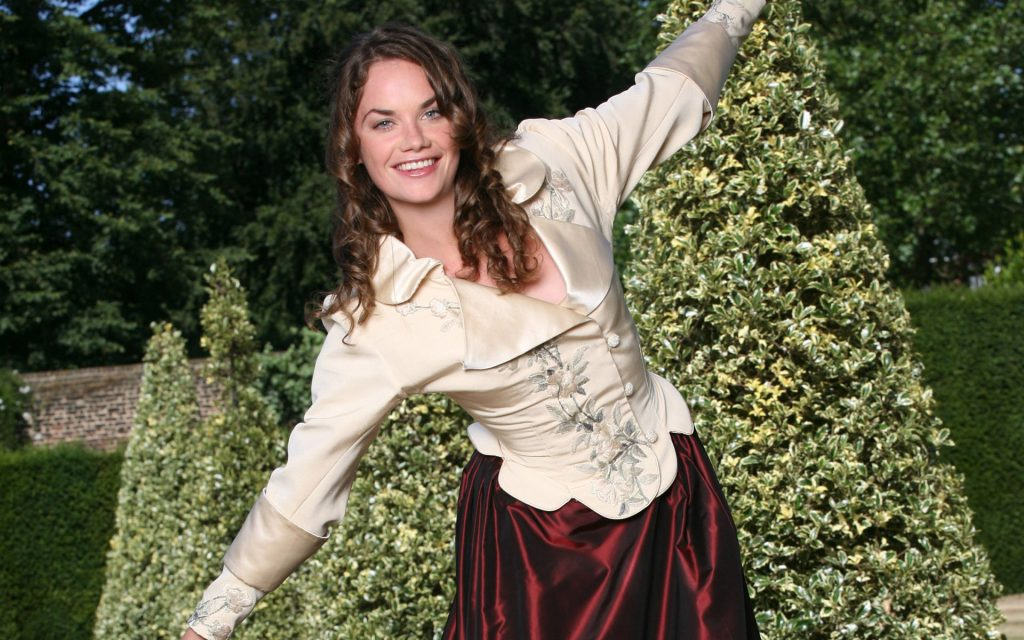 happy ruth wilson wallpapers