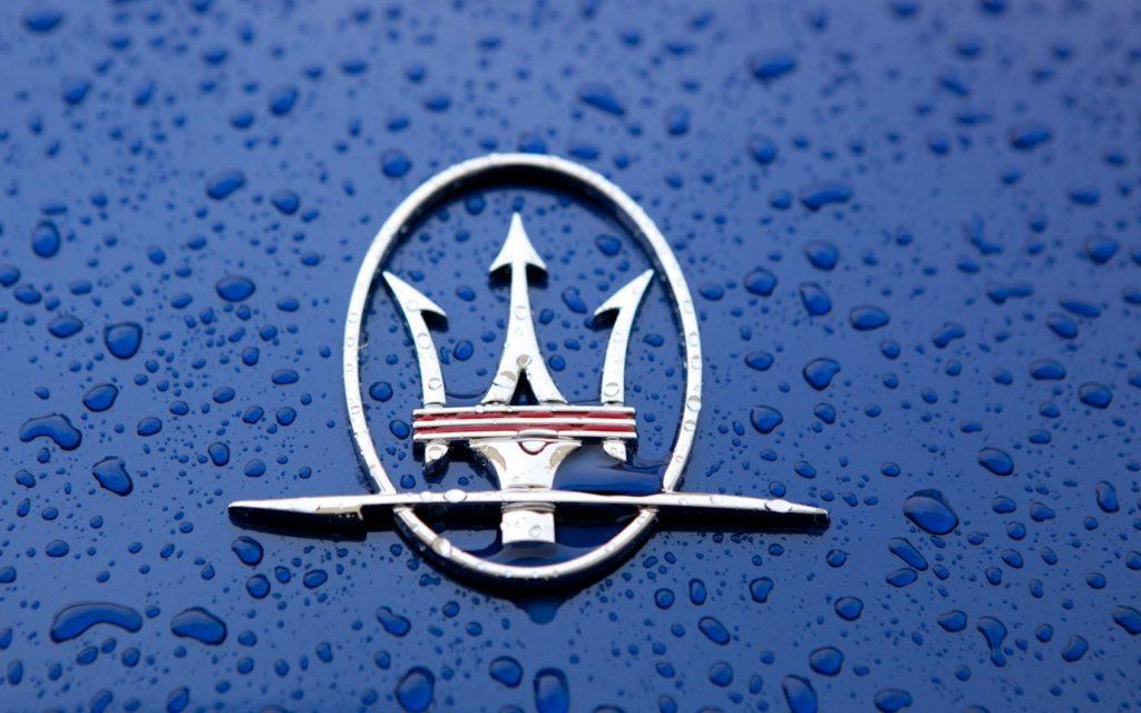 maserati car logo photos wallpapers