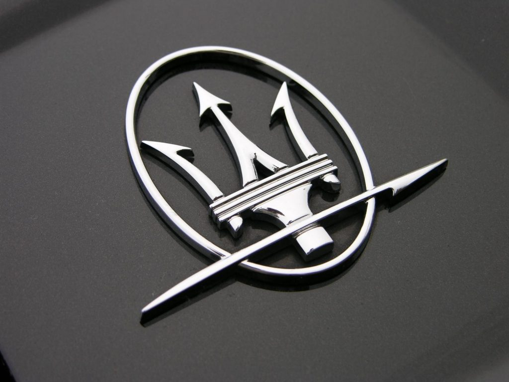 maserati logo computer wallpapers