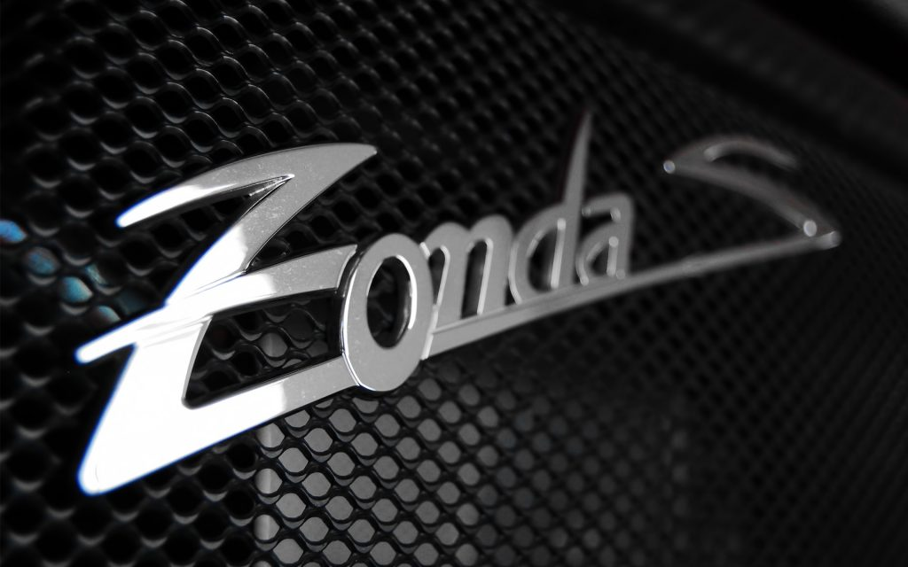 pagani zonda logo wallpapers