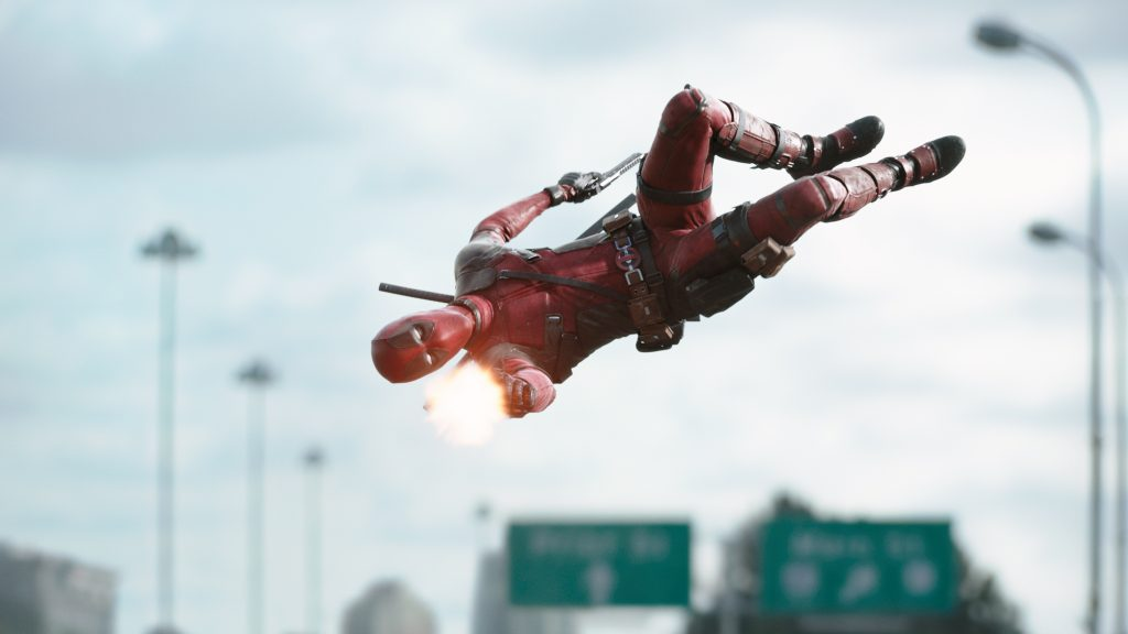Deadpool Movie Wallpapers
