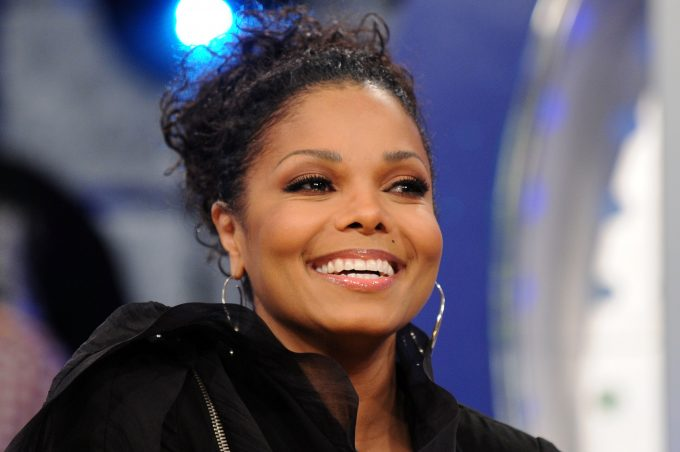 5 HD Janet Jackson Wallpapers