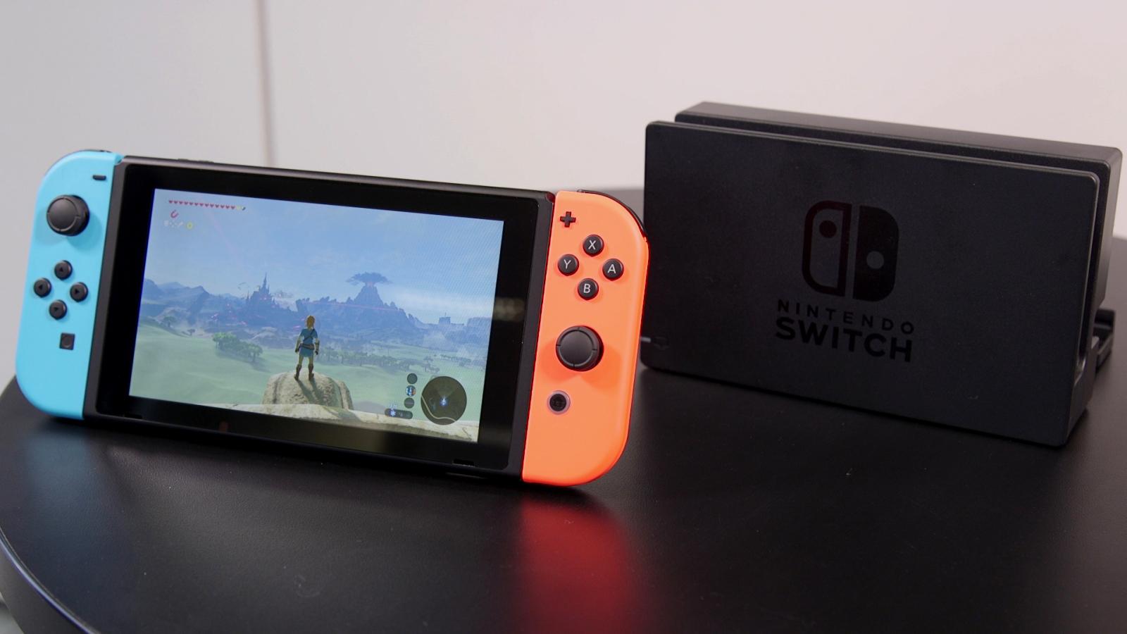 11 Fantastic HD Nintendo Switch Wallpapers - HDWallSource.com