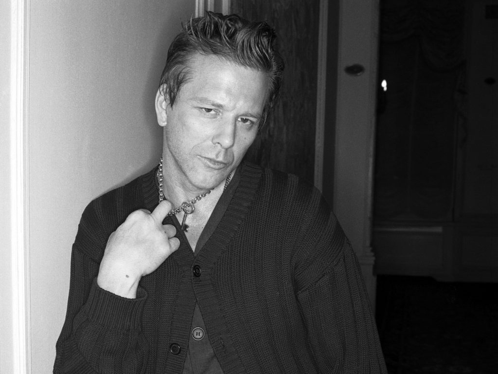 Mickey Rourke Wallpapers