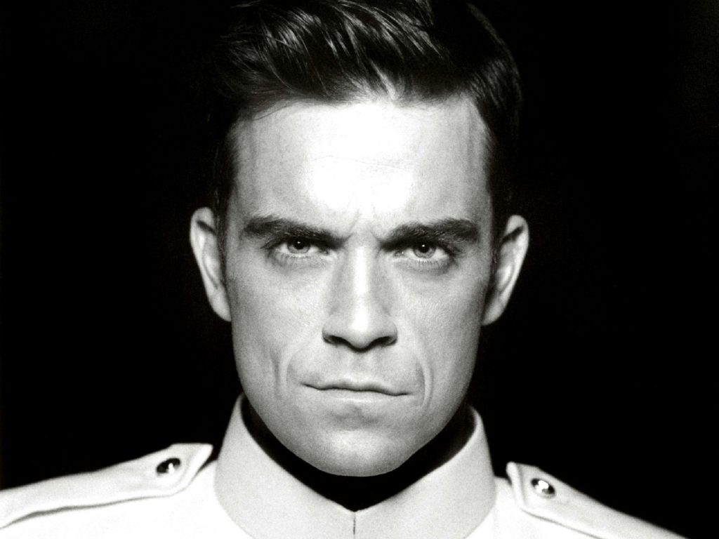 Robbie Williams Wallpapers