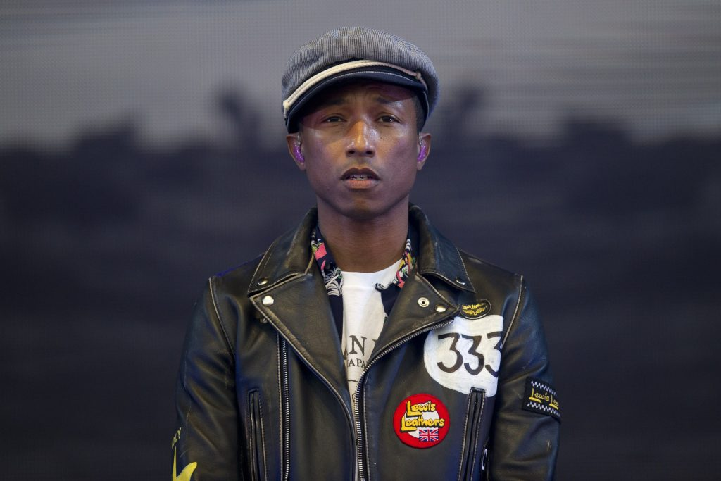 Pharrell Williams Wallpapers