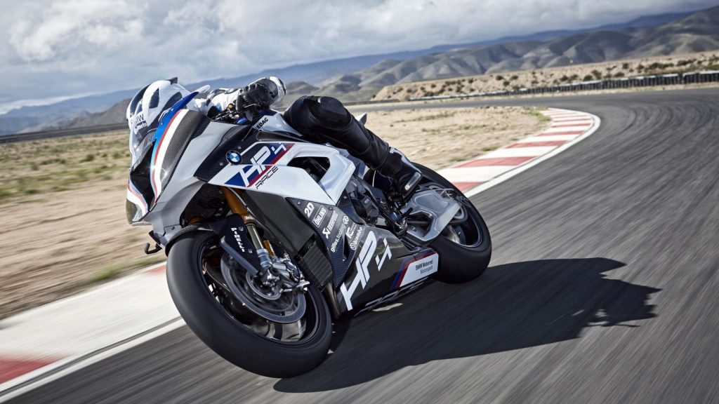BMW HP4 Bike Wallpapers