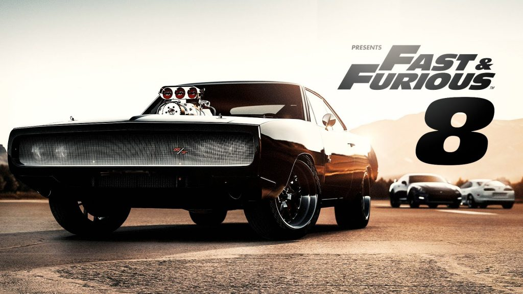 Fast and Furious 8 Movie Wallpapers