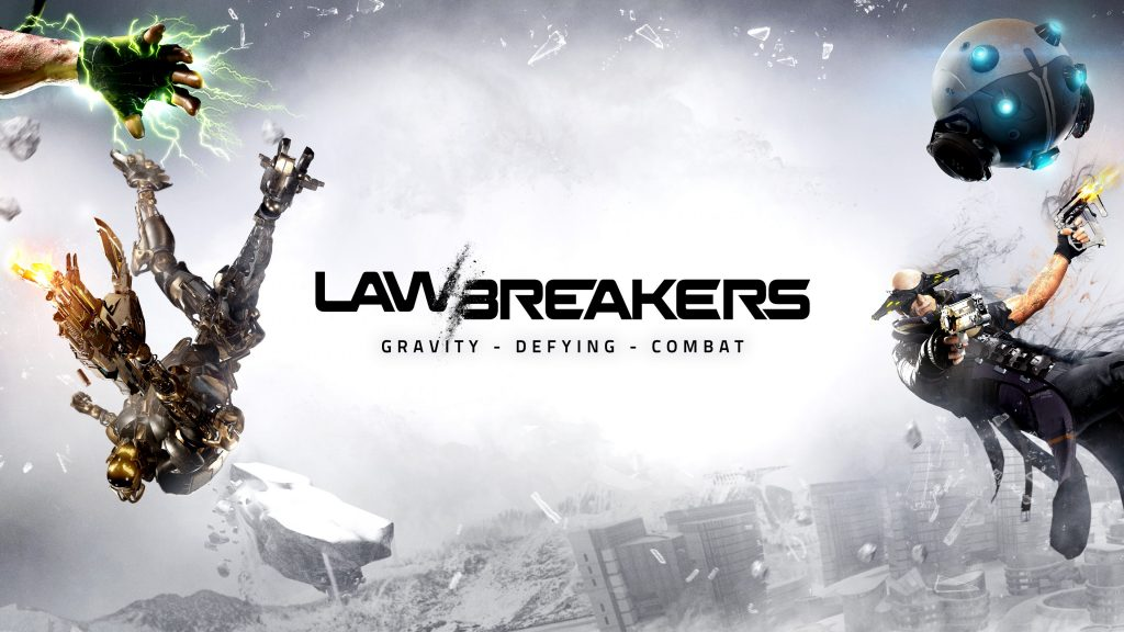 Lawbreakers Game Wallpapers