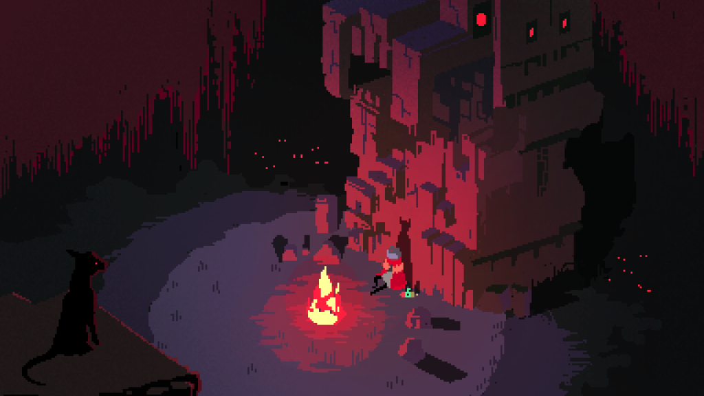 Hyper Light Drifter Game Wallpapers