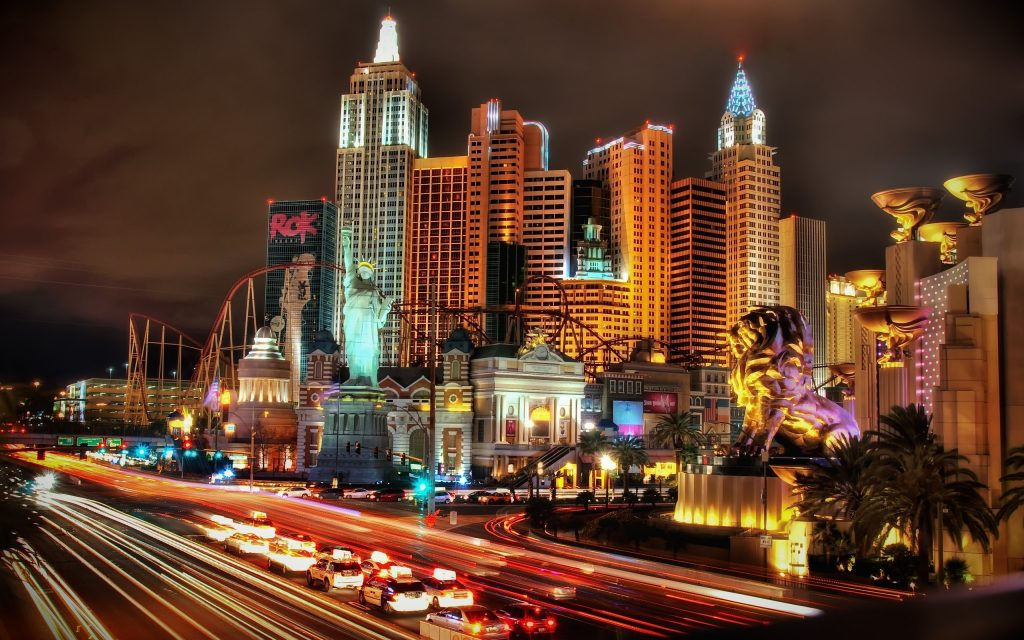 Las Vegas City Wallpapers