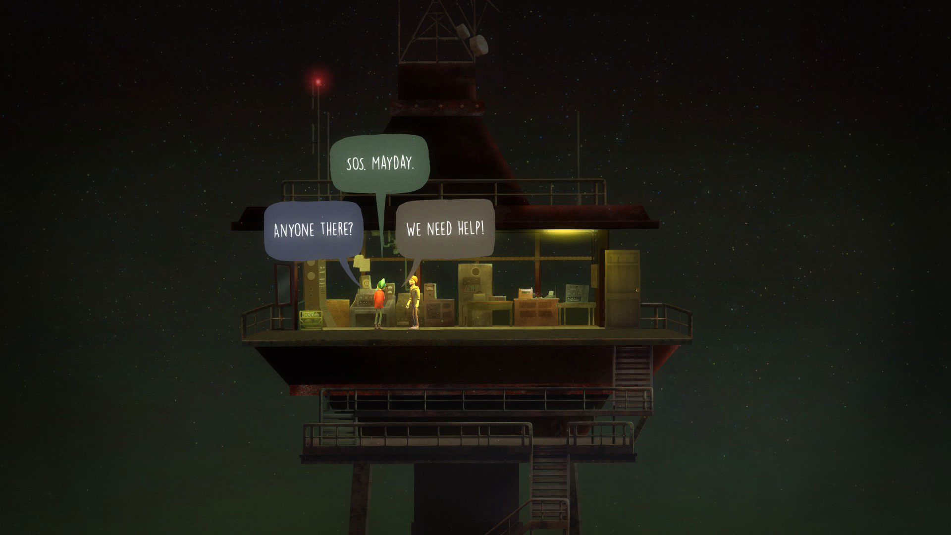 Oxenfree Game Wallpapers Archives - HDWallSource.com ...