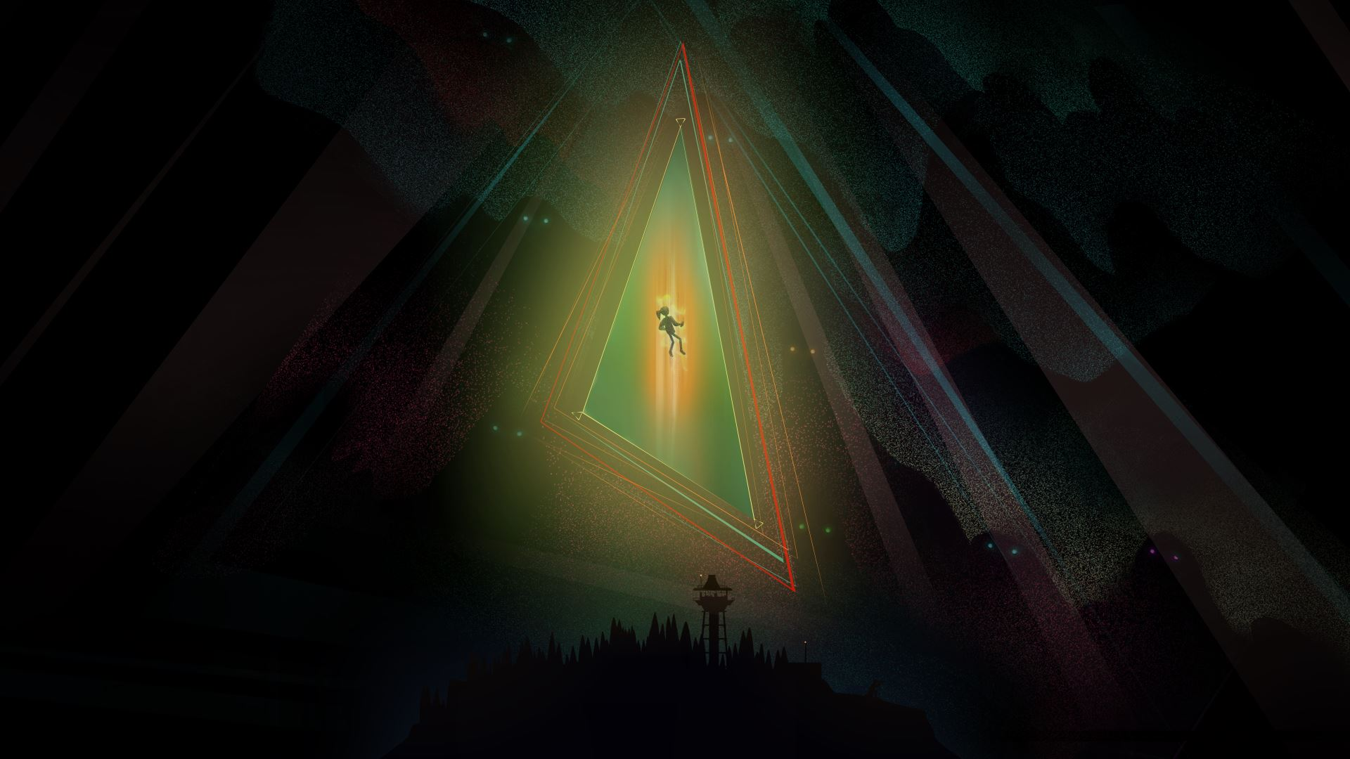 Oxenfree Game Wallpapers Archives Hdwallsource Com