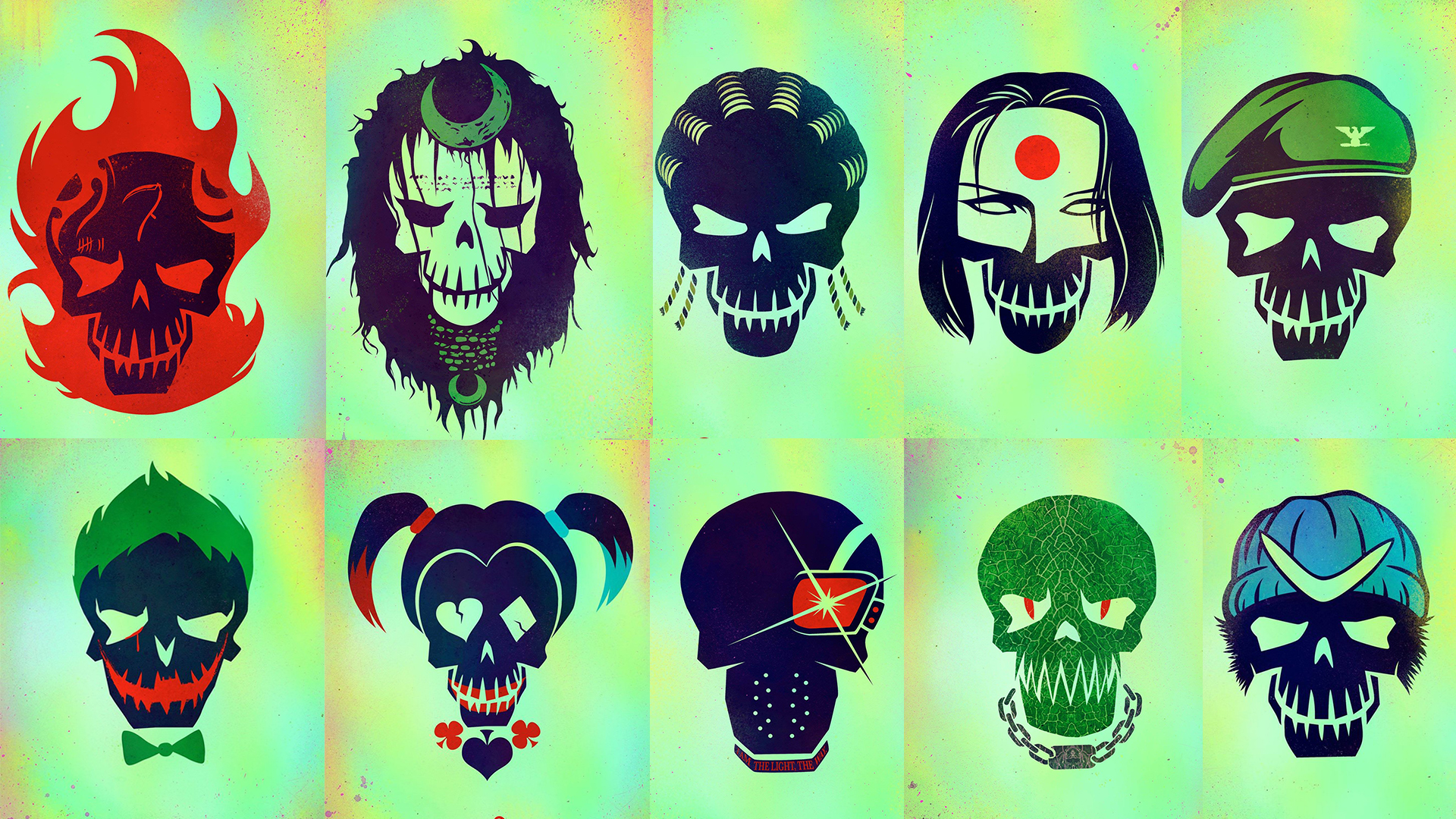 17 HD Suicide Squad Movie Wallpapers