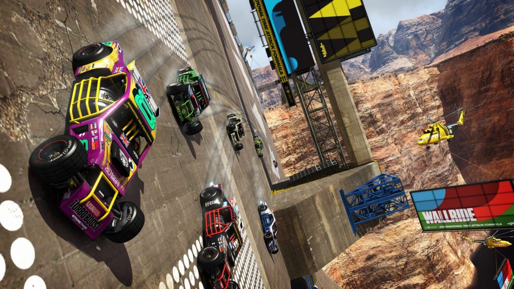 TrackMania Turbo Game Wallpapers
