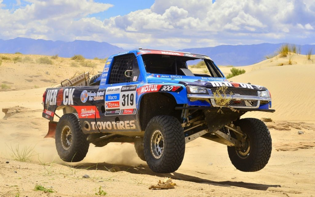 Trophy Truck Wallpapers