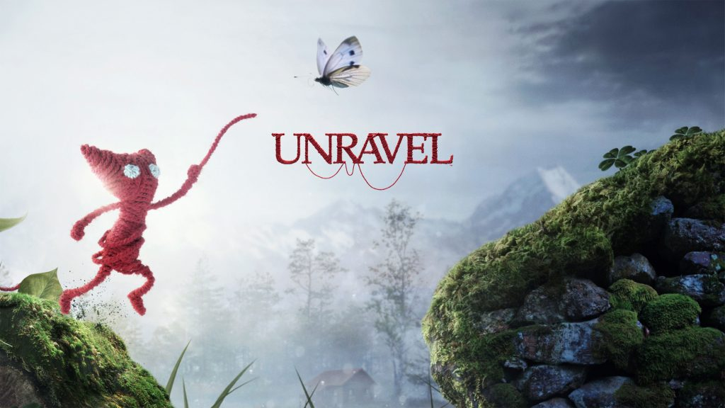 Unravel Game Wallpapers