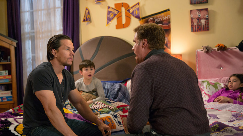 Daddy's Home Movie