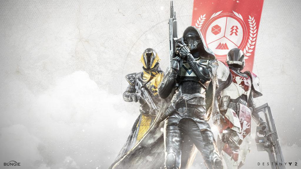 Destiny 2 Wallpapers