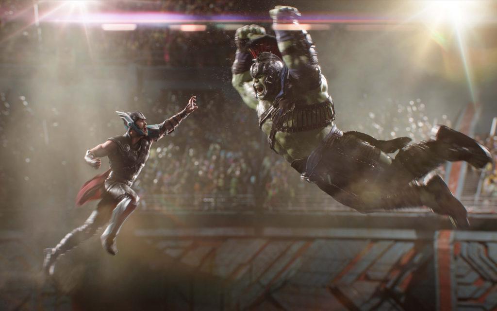 Thor Ragnarok Movie Wallpapers