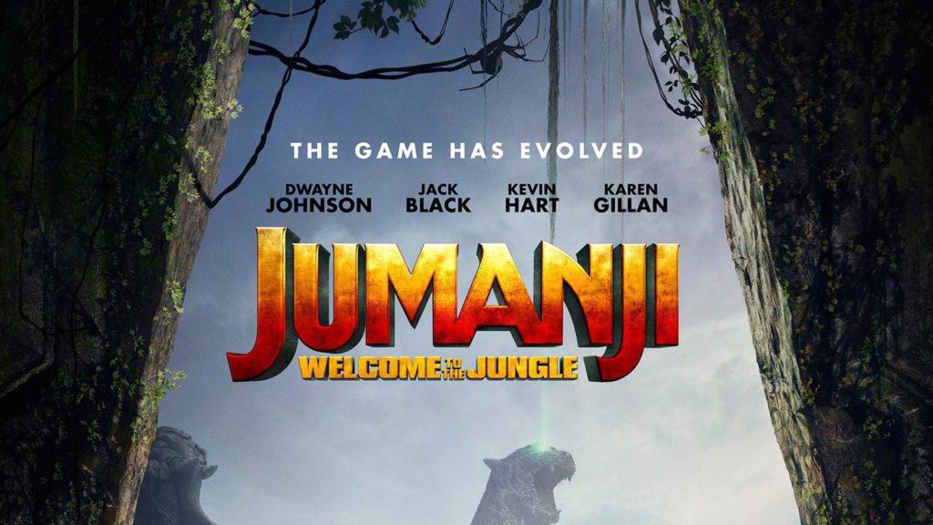 Jumanji Welcome to the Jungle Movie Wallpapers