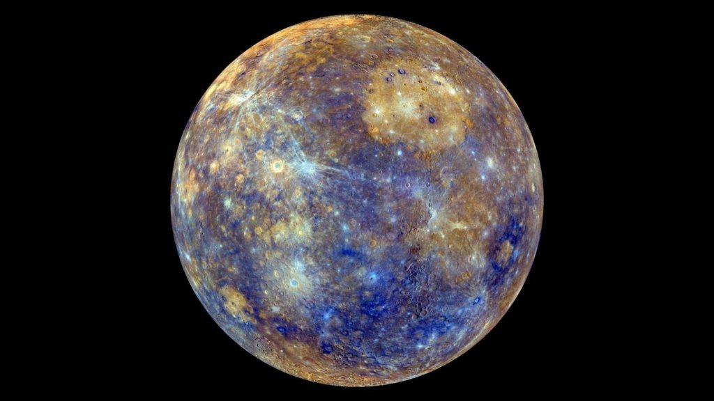 Mercury Planet Wallpapers