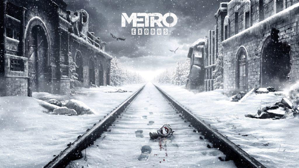 Metro Exodus Game Wallpapers