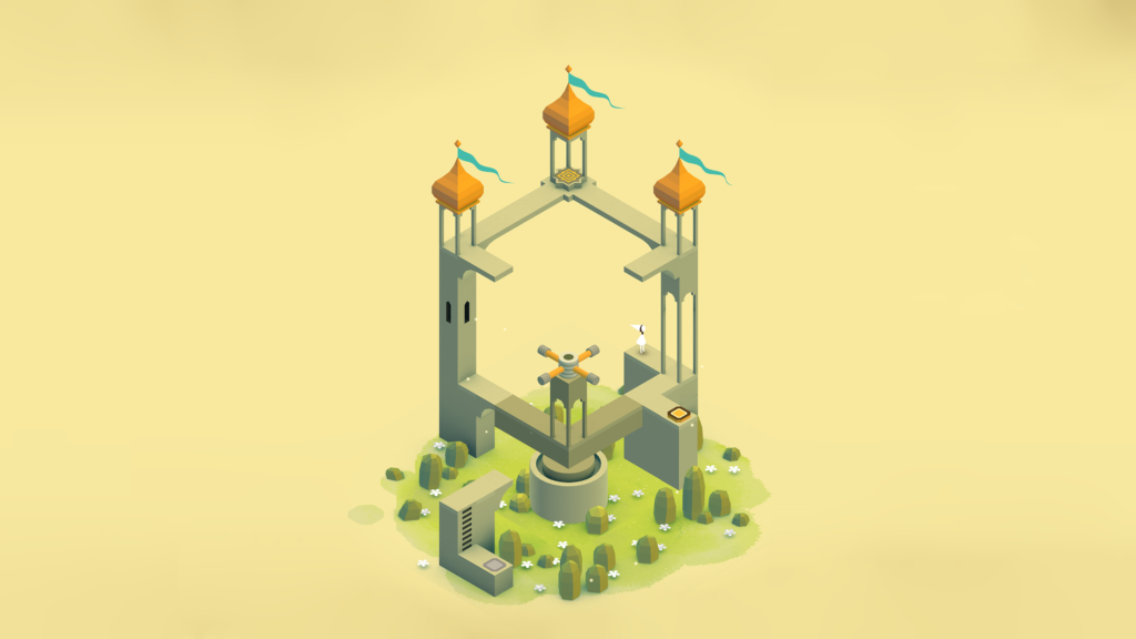 Monument Valley Game Wallpapers