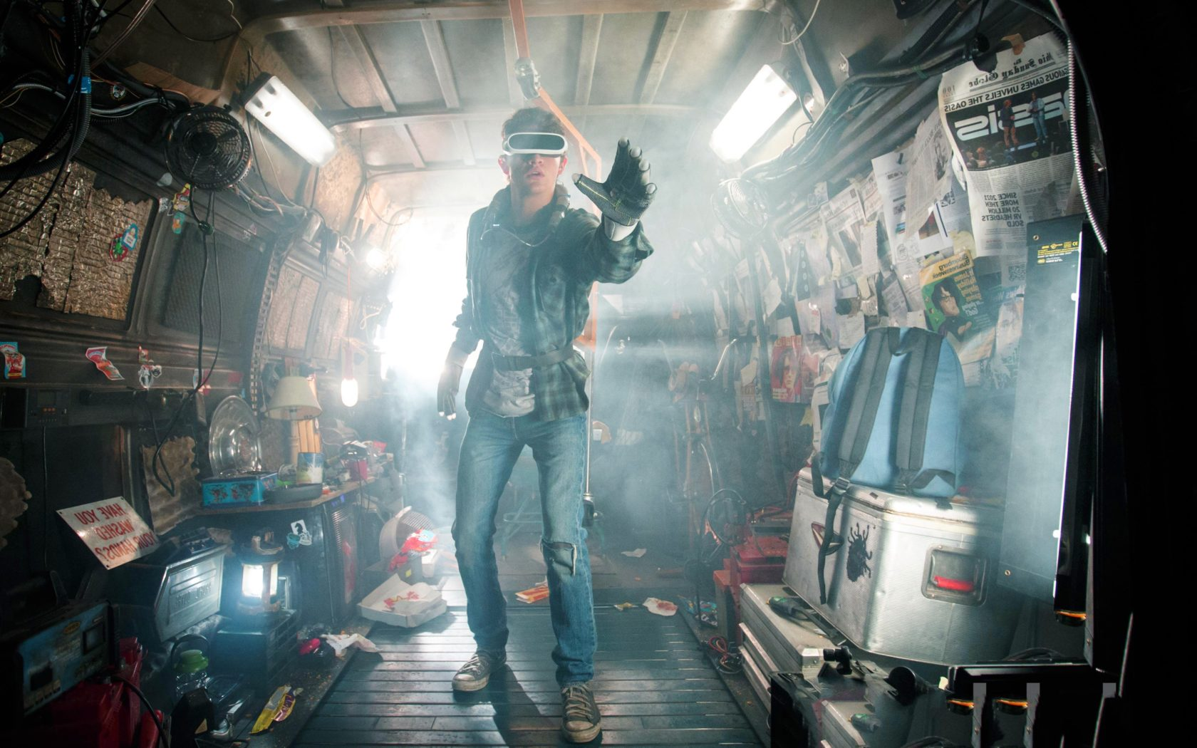 ready player one paper Ready player one: a novel [ernest cline] on amazoncom free shipping on qualifying offers the worldwide bestseller—now a major motion picture directed by steven spielberg in the year 2045.