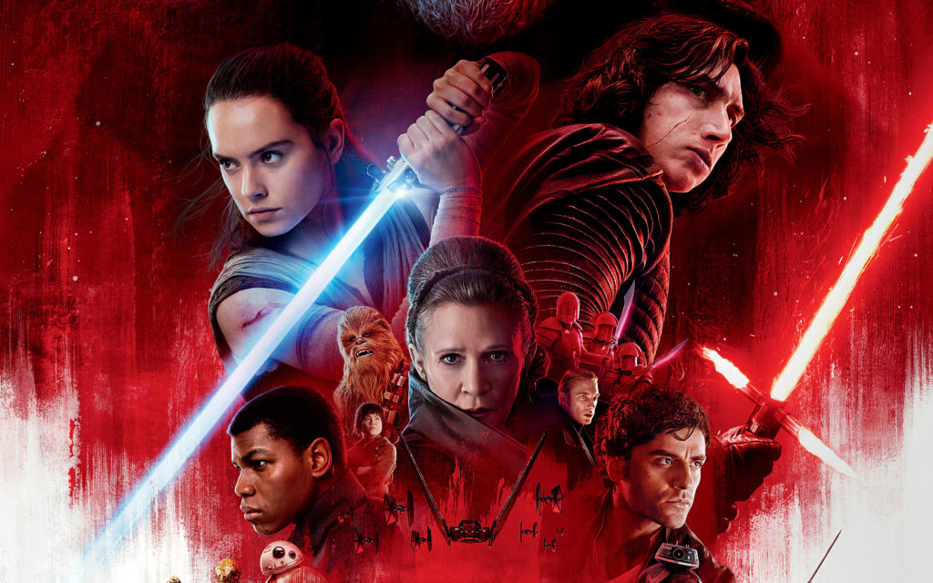 Star Wars The Last Jedi Wallpapers