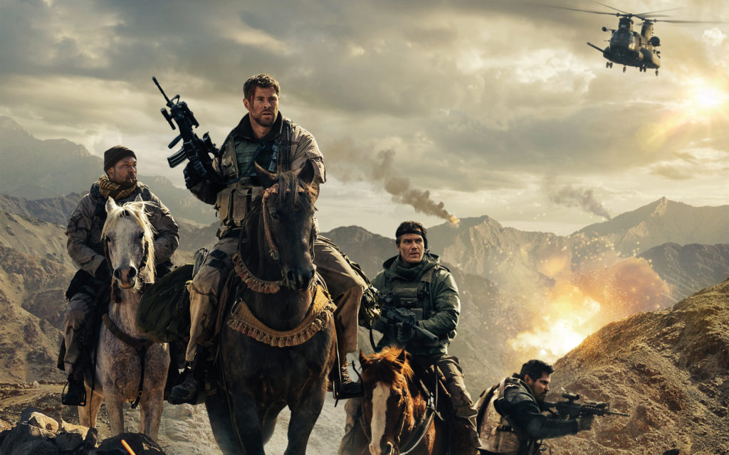 12 Strong Movie Wallpapers