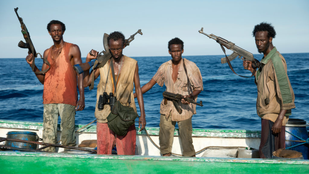 Captain Phillips Movie Wallpapers