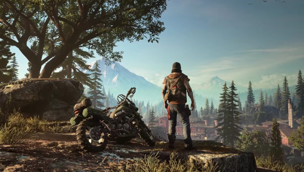 Days Gone Wallpapers