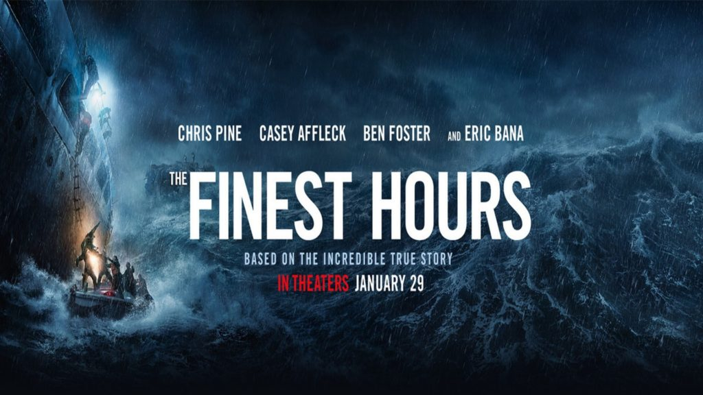 The Finest Hours Movie Wallpapers