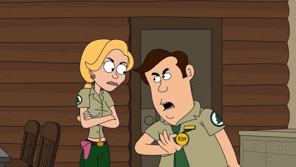 Brickleberry TV Show Wallpapers