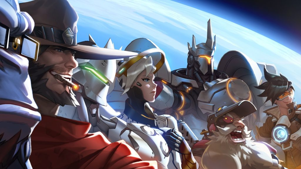 Overwatch Game Wallpapers