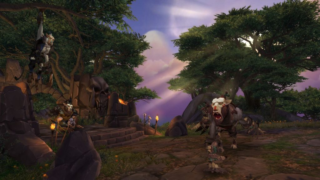 12 HD World Of Warcraft Battle For Azeroth Wallpapers