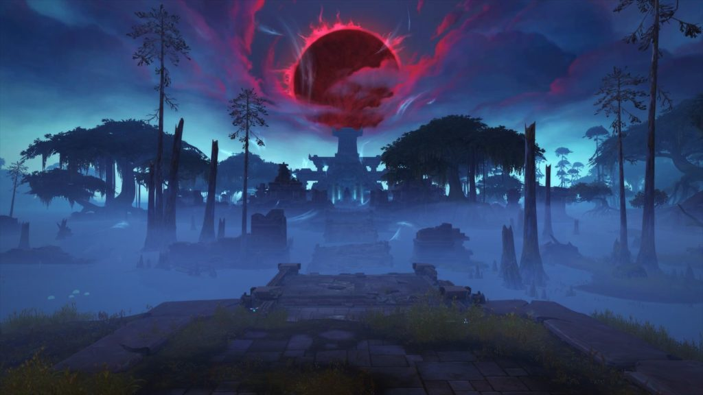 World Of Warcraft Battle For Azeroth Wallpapers
