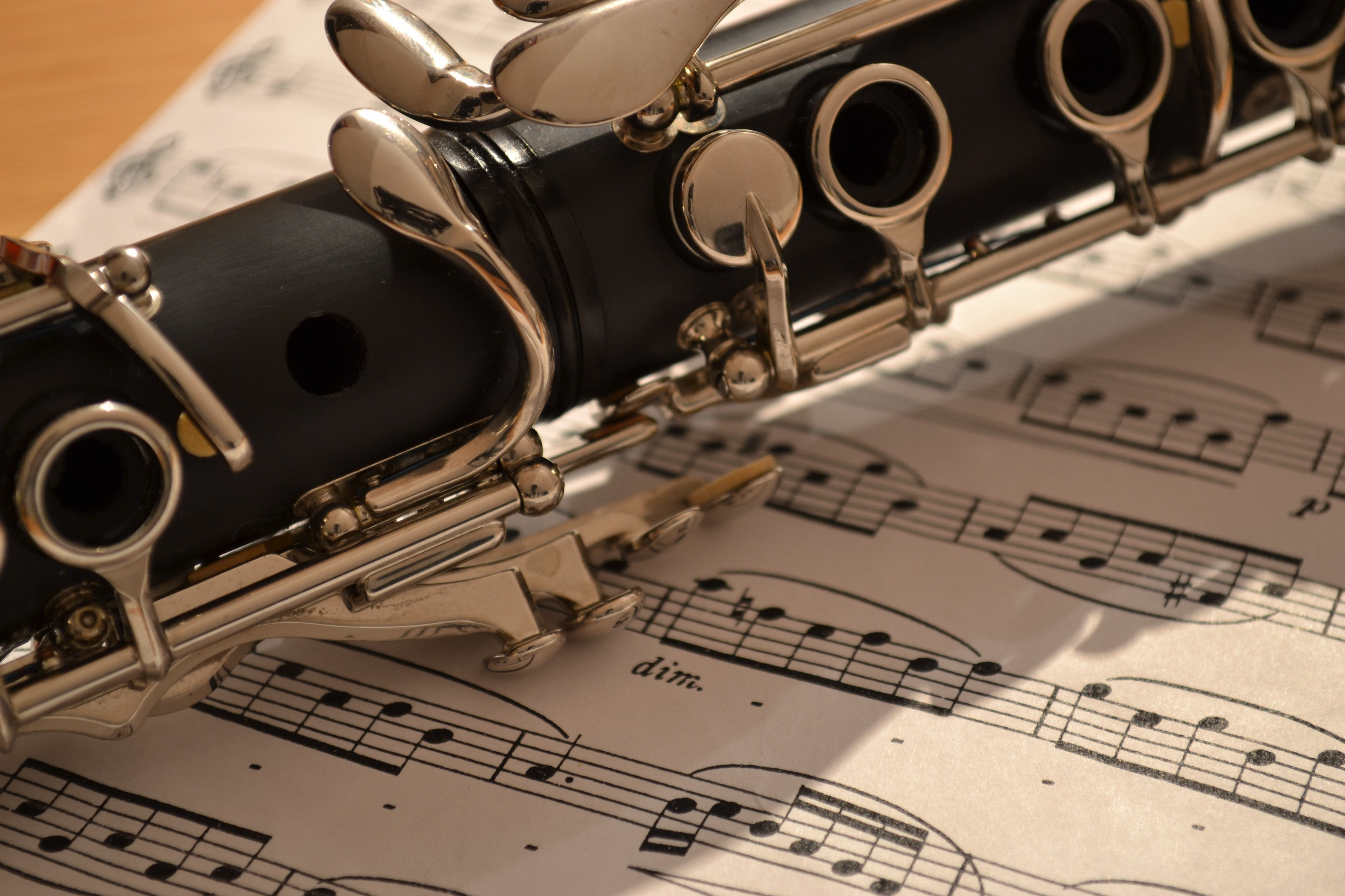 4 HD Clarinet Wallpapers