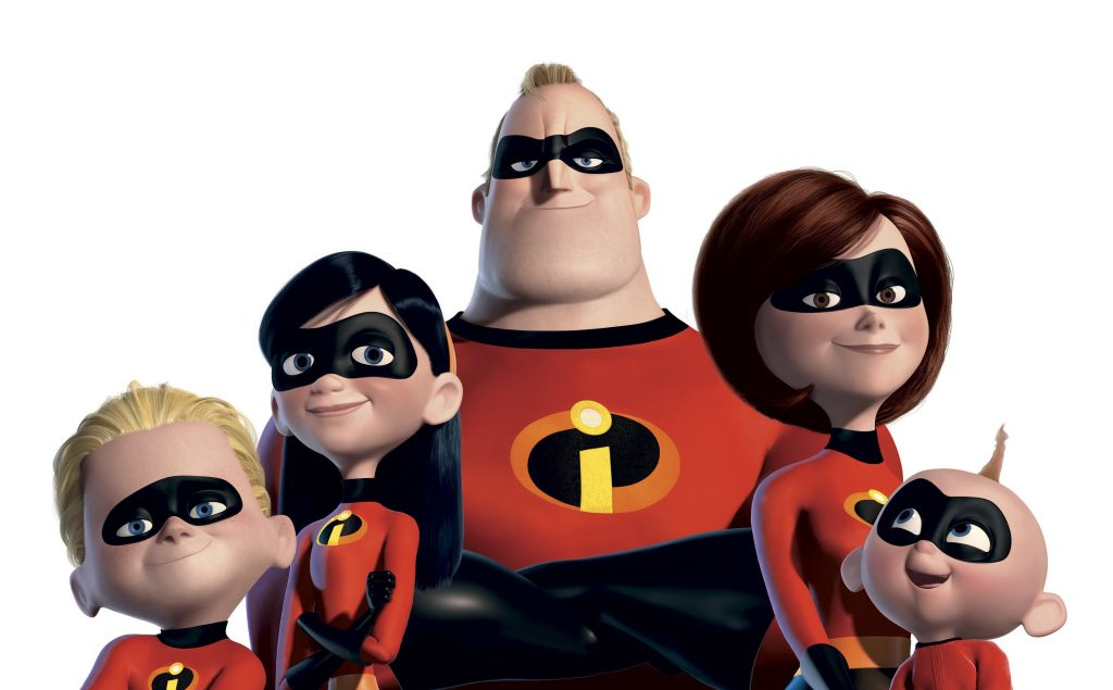 The Incredibles 2 Movie Wallpapers