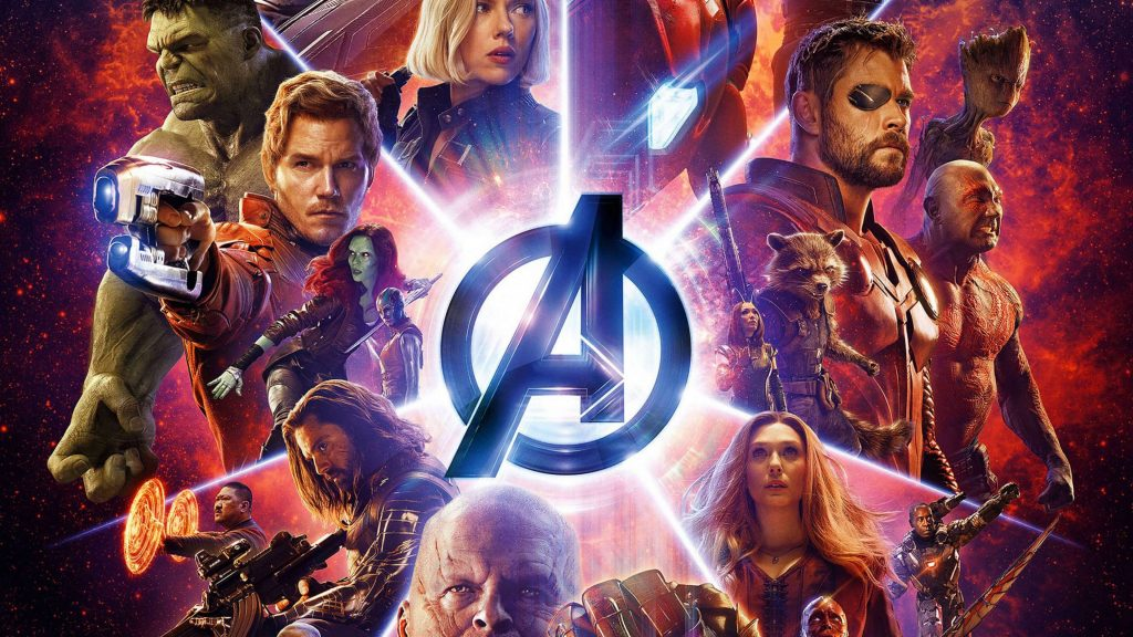 Avengers Infinity War Movie Wallpapers