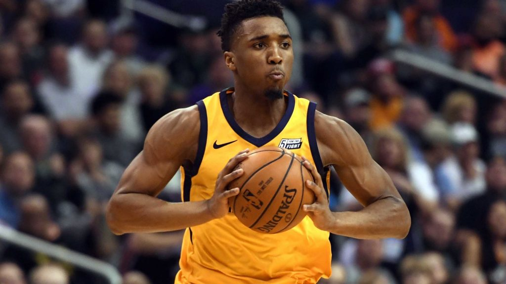 Donovan Mitchell Wallpapers
