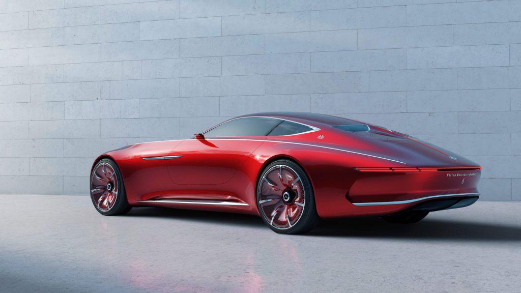 Vision Mercedes Maybach Car Wallpapers
