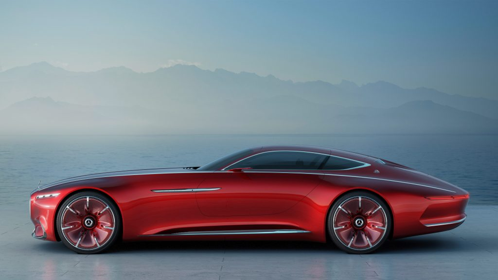 Vision Mercedes Maybach