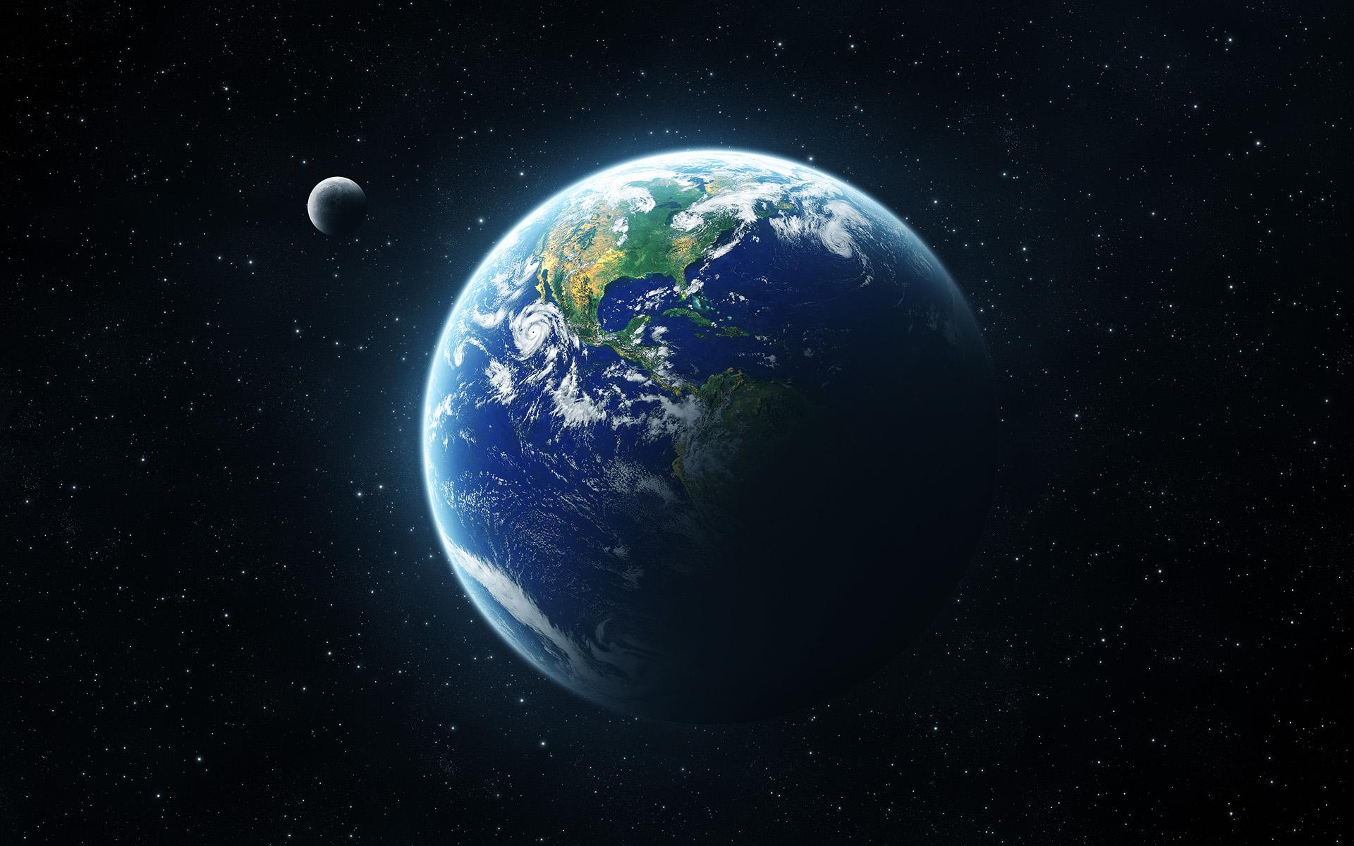 10 Stunning HD Earth Wallpapers