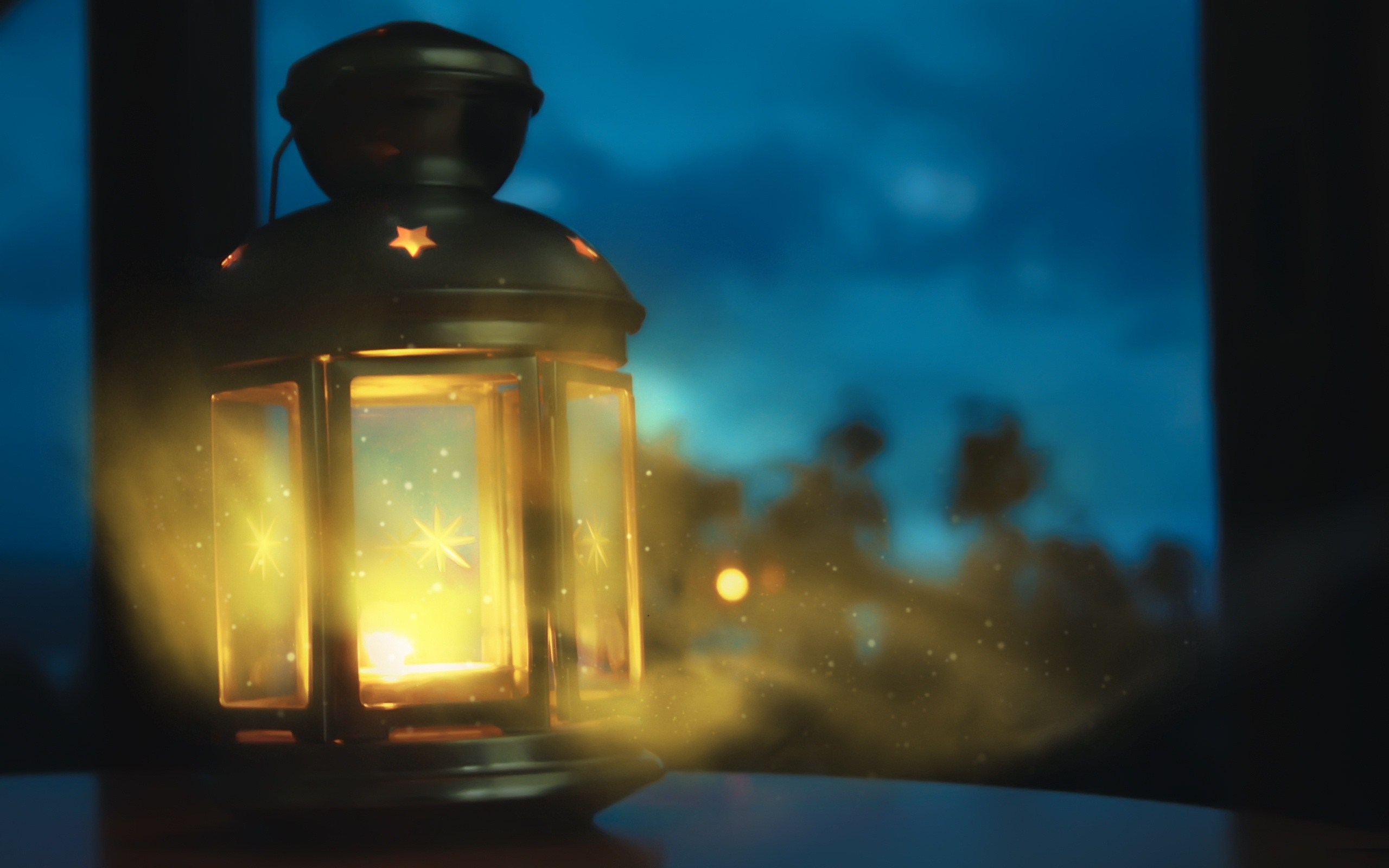 Christmas Lantern Lights