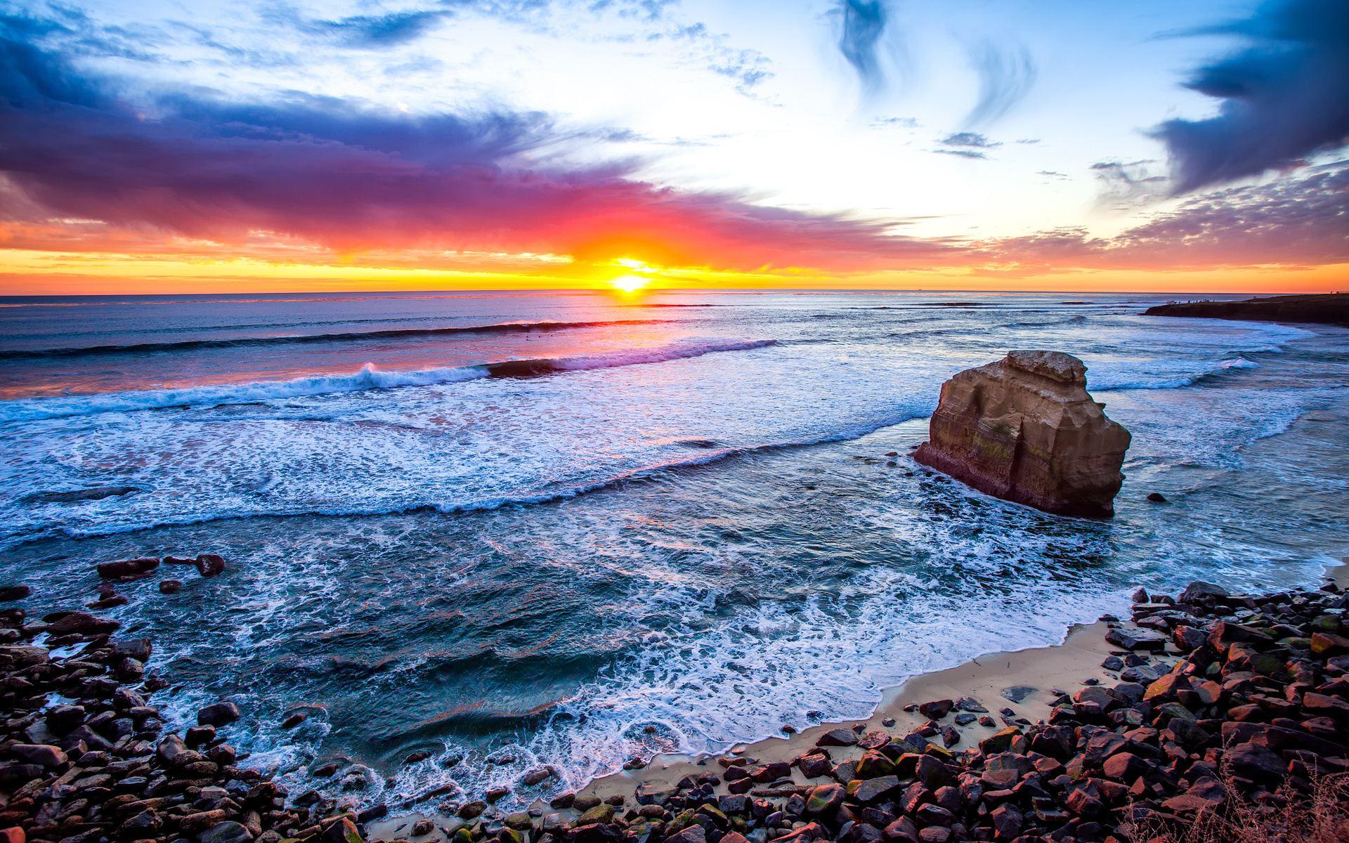 15 gorgeous hd sunset wallpapers - Cali wallpaper hd ...