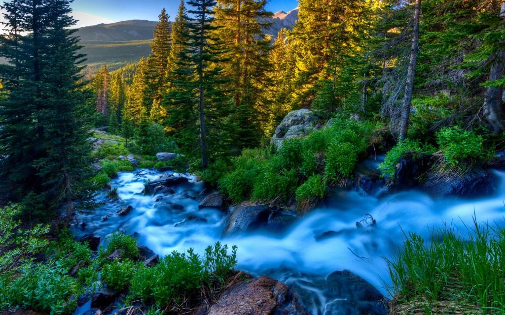 beautiful stream wallpapers
