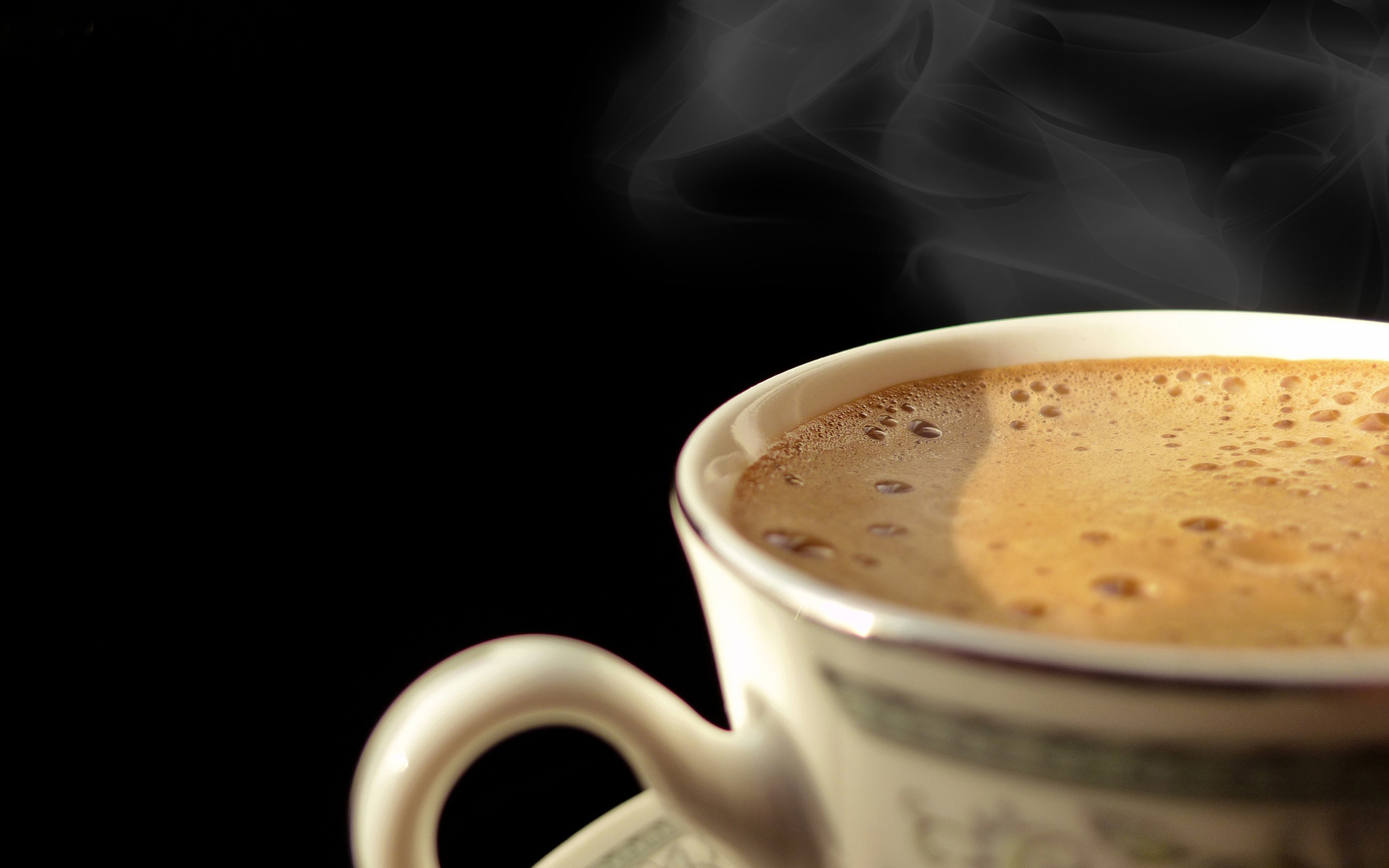 20 Lovely HD Coffee Wallpapers